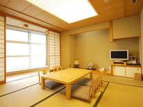 【和室10畳】ファミリーやグループ・お友達で一緒に泊まりたい人にオススメです。