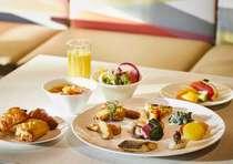 サクサクのクロワッサンや野菜の美味しさを引き出したスープなど多彩なメニューをお楽しみください♪
