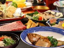 【のどぐろ】×【島根和牛】贅沢饗宴会席♪島根に来たらこれだけは食べてほしい、最高の味覚の饗宴です!