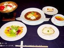 四季倶楽部八ヶ岳エレガンス★1泊2食付/2名様/ダブルベット1台のお部屋です