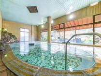 *【大浴場】100%天然温泉を循環なし、掛け流しでお楽しみ頂けます。