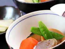 料理のイメージ。静岡の素材をふんだんに使用したお料理をご用意致します。