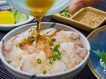 絶品!郷土料理「鯛めし」&朝食バイキング付きプラン
