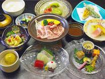 【夕食】スタンダード-北山会席-夏(2018年6月~8月)