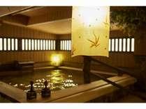 【大浴場】木の温もりで癒されます。ご利用可能時間・7:00-11:00、15:00-24:00(サウナは22:00まで)