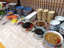 *1日の始まりは、美味しい朝食から♪お好みのボリュームでお召し上がりいただけます。