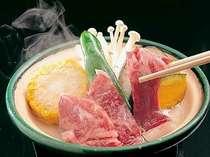 ジューシーな美味しさがたまらない!十和田牛陶板焼き