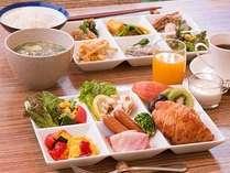 アリストンホテル京都十条 朝食バイキングイメージ