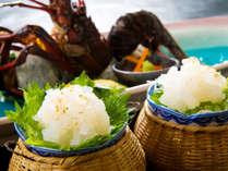 ◆お造り◆ぷっりぷりの食感は、食べる者をトリコに♪