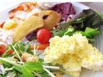 ご宿泊のお客様には『うれし朝食無料サービス』(イメージ)