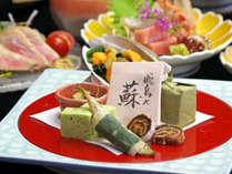 """【グレードアップ】""""奈良のうまいもの""""会席&選べる朝食★"""