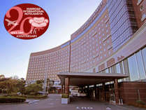 2015年5月に開業20周年を迎えました。これからもお客様のニーズに合ったホテルを目指して参ります。