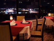 【マロウド】綺麗な夜景と落ち着いた店内。特別な日のお食事にぜひ。
