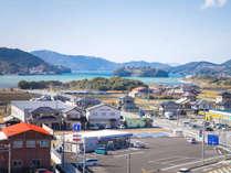 リアス式海岸の美しい海に囲まれた愛南町