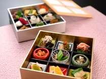 【当館人気】の京のおばんざい。桂プランでお召し上がり頂けます。