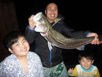 じゃらん限定★餌付き釣竿貸出無料『離れで釣った魚を食べよう♪』