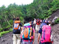 南会津の自然に触れよう!おむすびを持って会津百名山でトレッキング♪【1泊2食+おにぎり付】
