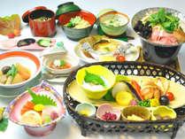 ■みなかみの秋野菜たっぷり♪当館一番人気おごっつぉ料理。