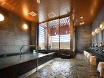 【大浴場】14階にございます。15時~25時までご利用可能です。