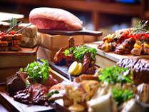 【グリリアータ】グリリアータとは、ハーブ類で味付けしたイタリア風BBQのことです。