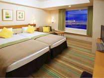 ハーモニールーム(3~9階/32平米)(グリーン)お部屋の色はご指定いただけません