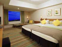 シンフォニールーム(3~9階/35平米)(グリーン)お部屋の色はご指定いただけません