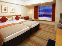 ハーモニールーム(3~9階/32㎡)(オレンジ)お部屋の色はご指定いただけません