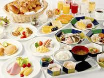 朝食「ファイン・ビュッフェ」(イメージ)