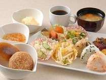 健康朝食★無料サービス