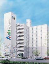 県庁前 ホテルアビス松山 (愛媛県)