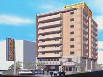 大津の格安ホテル スーパーホテル大津駅前