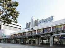 JR大津駅北口を出て徒歩4分♪
