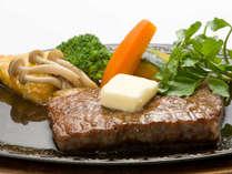 美味しいお肉に舌鼓!口の中に広がる肉汁♪常陸牛ステーキ付★お料理グレードアップ!~2食付き