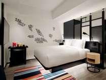 【サヴィーキング】快適なベッドと無料高速Wi-Fi