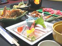 ※■おまかせ夕食(一例)■旬の食材を使ったり、その日の仕入れ状況によって内容・調理法をかえております