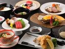 一室2~3名限定【二食付プラン 】ぷりぷりジューシーな三陸産牡蠣を堪能しよう!夕食は牡蠣の恵み彩り御膳
