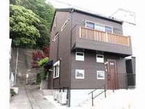 Luna House 逗子鎌倉 外観図1