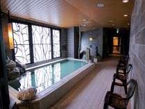 【幸鐘の湯】洞爺湖の天然温泉を使用しております