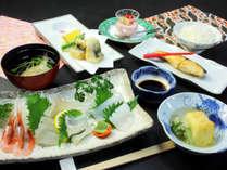 漁師宿ならでは♪旬の魚が夕食に並びます★
