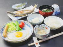 朝食イメージ★日によって食材は異なります