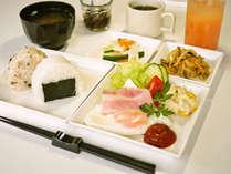 【朝食付】夕食は好きな時間に好きなものを●翌朝は手作り朝食を食べて、お仕事&観光へ!