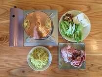 《2食付》ご夕食は*しゃぶしゃぶ又は選べる鍋料理*事前にお知らせください♪
