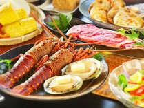 ■豪華絢爛-極-■当日お越しいただくお客様のためだけにその日最も美味しい食材を厳選し、提供致します。