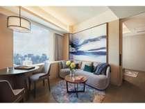*ワンベッドルーム/60平米 リラックスしたいお客様に最適な専用スペースを完備