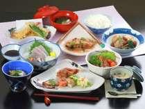 夕食【石見銀山いなか料理】