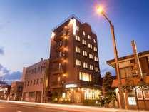 【くさのイン北上】駅近5分「絶品ハンバーグ」に出会えるホテル (岩手県)