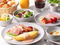 朝食イメージ【アメリカンブレックファスト】