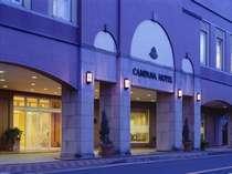 下五島の格安ホテル カンパーナホテル