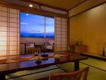 部屋から景色を臨める☆人気No1≪一般和室≫観光やビジネスに最適なお部屋です♪