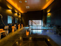 男女別の大浴場♪■高濃度人工炭酸泉■【スーパーホテル東京 錦糸町駅前】